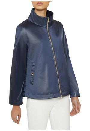 Waterproof jacket - gothic blue f