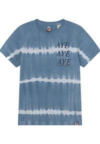 Scotch & Soda - SHORT SLEEVE - Print T-shirt - combo y - 0