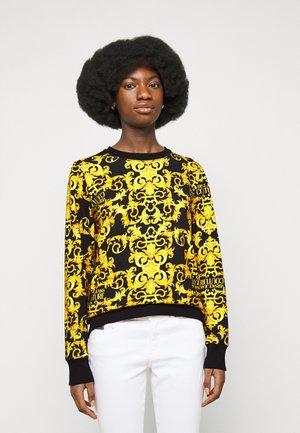 LADY LIGHT - Sweater - black