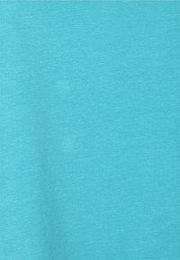 Zizzi - Basic T-shirt - river blue - 2