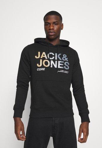 JCOPOKY SWEAT HOOD - Sweatshirt - black