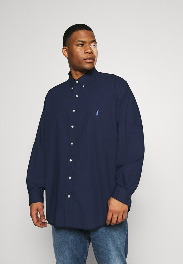 NATURAL - Camicia - newport navy