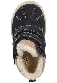Superfit - Winter boots - blau/beige - 1