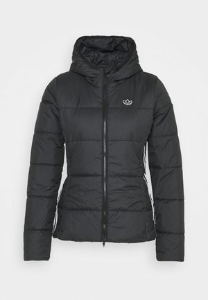 SLIM JACKET - Übergangsjacke - black