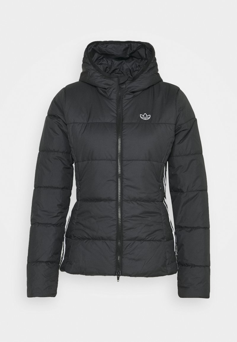 adidas Originals - SLIM JACKET - Jas - black