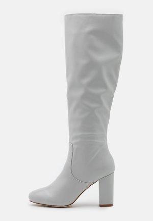 DILENI - Bottes à talons hauts - grey