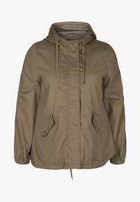 Zizzi - Outdoor jacket - grey - 1