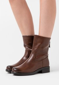 Anna Field - Classic ankle boots - dark brown - 0
