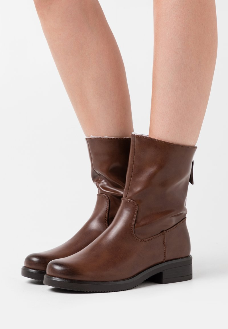 Anna Field - Classic ankle boots - dark brown