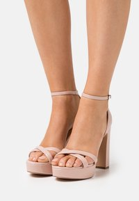 Even&Odd - Platform sandals - light pink - 0
