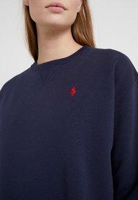 Polo Ralph Lauren - LONG SLEEVE - Sweatshirt - cruise navy - 5
