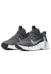 Nike Performance - FREE METCON 3 - Sports shoes - iron grey/particle grey-pure platinum - 2