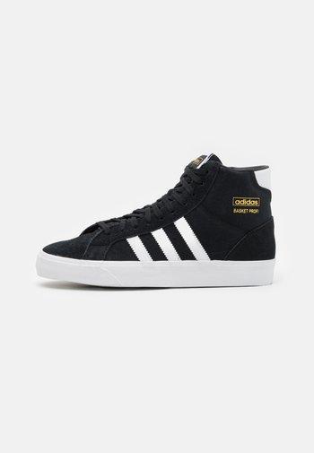 BASKET PROFI UNISEX - Baskets montantes - core black/footwear white/gold metallic
