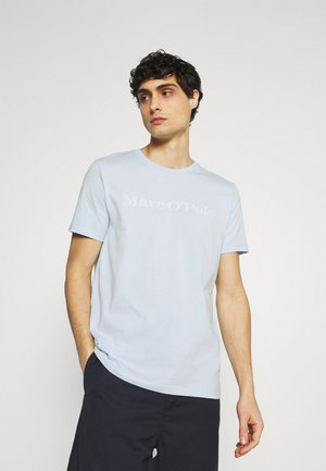 SHORT SLEEVE - T-shirt med print - light blue