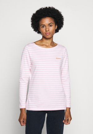 HAWKINS STRIPE - Long sleeved top - cloud