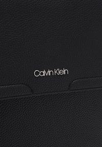 Calvin Klein - FLAP - Rucksack - black - 3