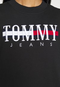 Tommy Jeans - LOGO DRESS - Day dress - black - 5