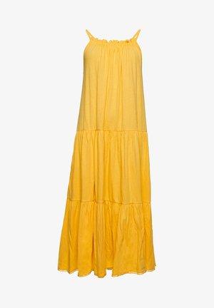 Jersey dress - samoan sun