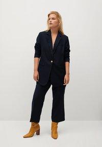 Violeta by Mango - DEAN - Short coat - dark navy - 1
