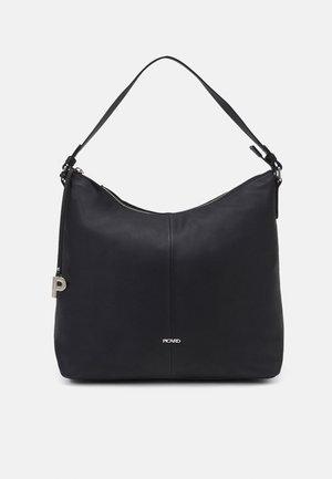 WAVE - Handväska - schwarz