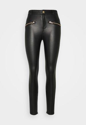 ONLHENRIETTA - Pantalon classique - black