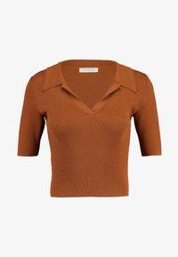 Bec & Bridge - GELATO - Print T-shirt - chocolate - 4