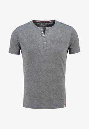 MT DIETER - Print T-shirt - anthracite