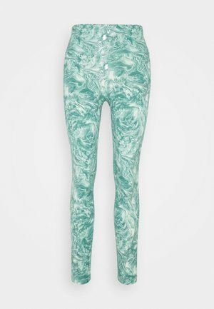 7/8 WORKOUT LEGGING - Leggings - pale aqua green
