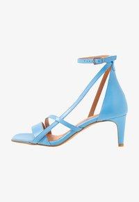 Shoe The Bear - ROSANNA STRAP - Sandals - blue - 1