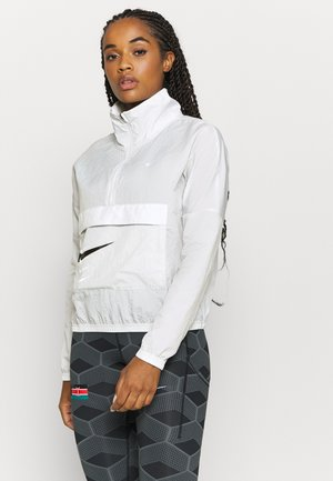 RUN - Laufjacke - grey fog/black