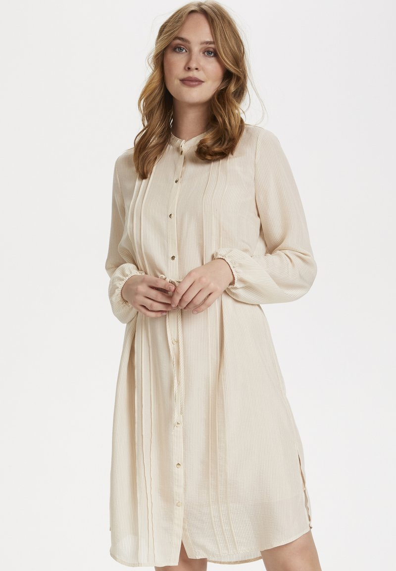 Saint Tropez - CORRIESZ - Shirt dress - ice