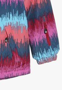 Color Kids - DIKSON PADDED JACKET - Lyžařská bunda - super pink - 3