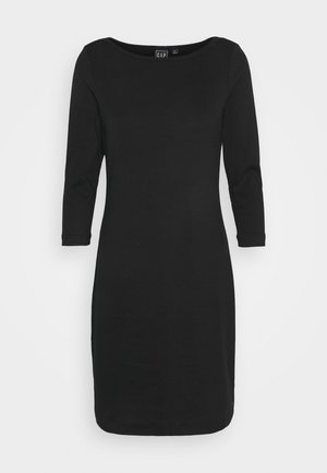 SHIFT - Day dress - true black