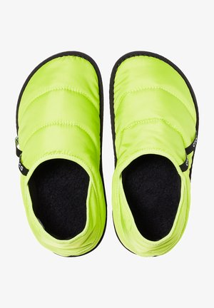 Slippers - lime punch