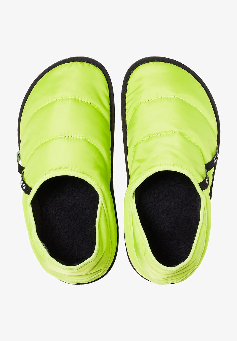 Crocs - Slippers - lime punch