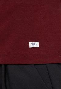 Tiger of Sweden - DIDELOT - T-shirt basic - regal red - 5
