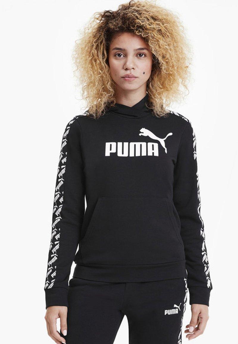 Puma - Hoodie - black