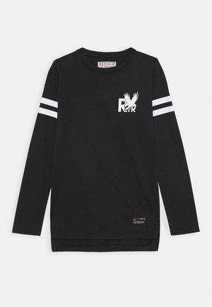 WINSTON - Long sleeved top - black