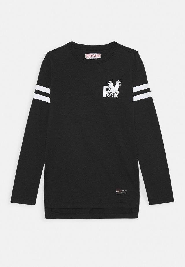 WINSTON - Långärmad tröja - black