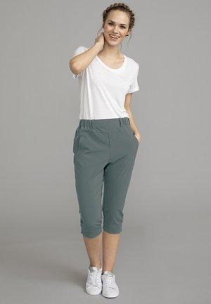 JILLIAN SOFIE - Shorts - dusty jade