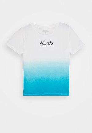 NMMJAM - Print T-shirt - hawaiian ocean