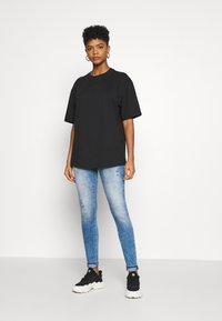 adidas Originals - T-shirt - bas - black - 1