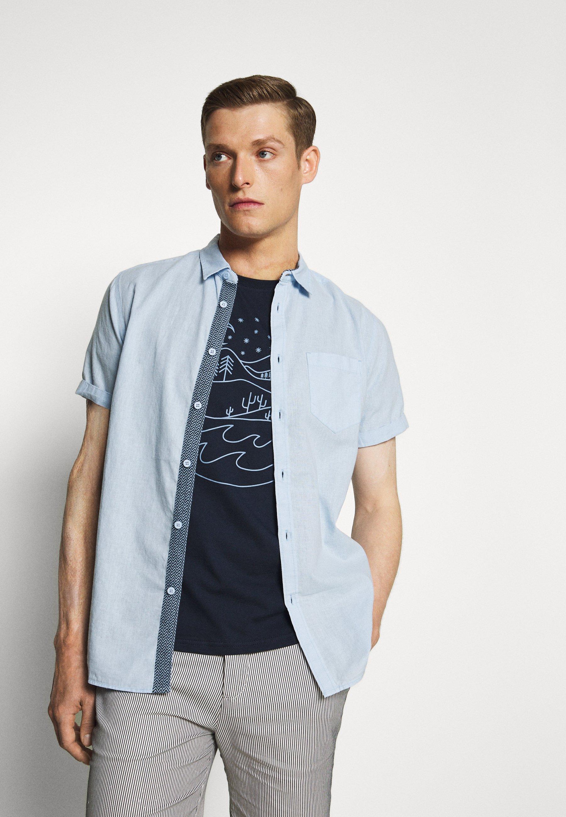 Indicode Jeans Brookland - Skjorte Skyway
