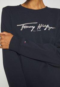 Tommy Hilfiger - BOBO REGULARC - Sweatshirt - desert sky - 5