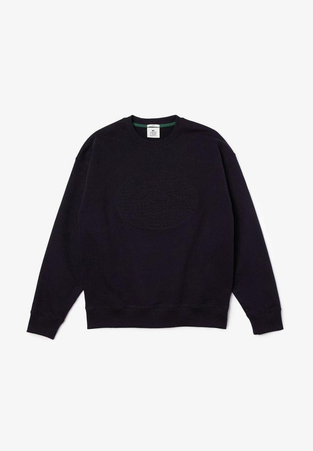 Sweater - navy blau