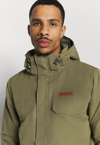 Columbia - RUGGED PATH - Parka - stone green - 3