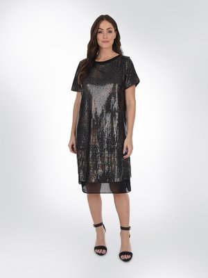 OVERLAYER  - Cocktail dress / Party dress - black
