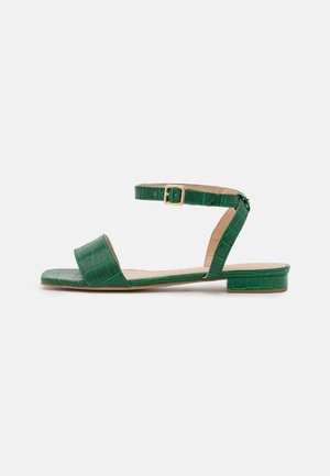 VEGAN ZENIA - Sandals - vert