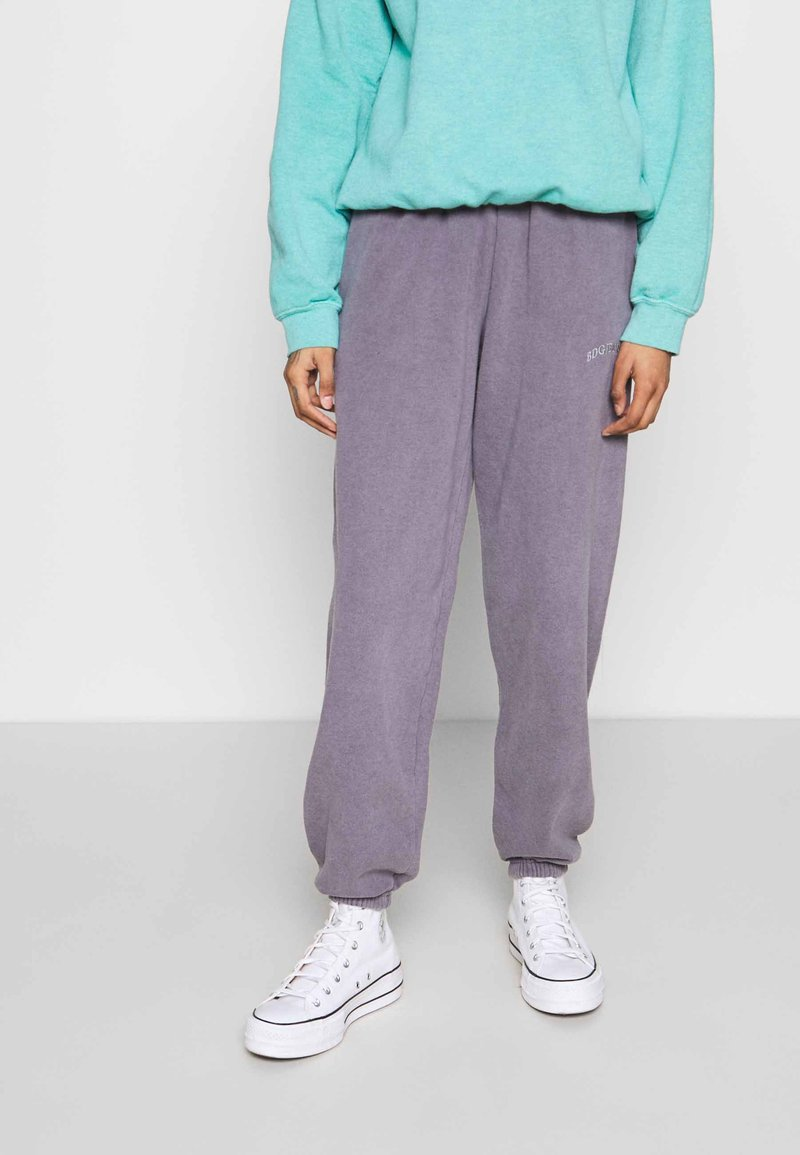 BDG Urban Outfitters - PANT - Tracksuit bottoms - lilac