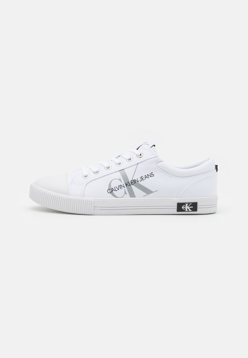 Calvin Klein Jeans - LACEUP - Sneakers basse - bright white